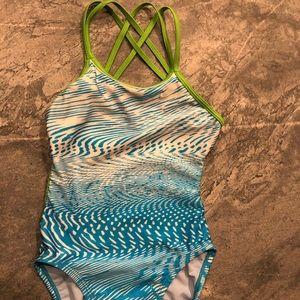 Girls Nike Swimsuit